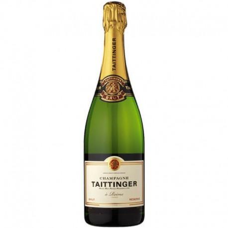 Champagne Taittinger Brut Reserve a Reims