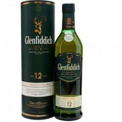 Glenfiddich 12 Single Malt Scotch Whisky