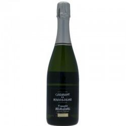 Francois Mikulski Cremant de Bourgogne Brut France sparkling wine