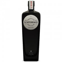 SCAPEGRACE Premium Dry Gin Small Batch New Zealand