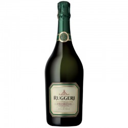 Ruggeri Quartese Valdobbiadene Prosecco Superiore Brut DOCG sparkling wine