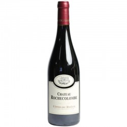 Chateau Rochecolombe Cotes du Rhone
